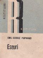 Eseuri - Emil-George Papahagi