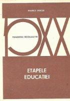 Etapele Educatiei