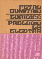 Euridice. Preludiu la Electra