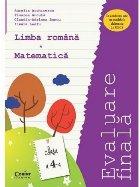 Evaluare finală clasa a IV-a. Limba română şi Matematică / Arghirescu