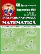 Evaluare Nationala Matematica VIII teste