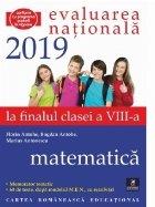 Evaluarea Nationala la finalul clasei a VIII-a. Matematica 2019