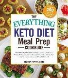 Everything Keto Diet Meal Prep Cookbook