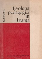 Evolutia pedagogiei in Franta