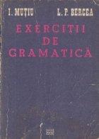 Exercitii de gramatica