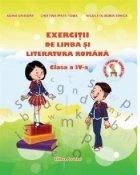 Exercitii de limba si literatura romana - Clasa a IV-a