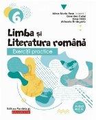 Exercitii practice de limba si literatura romana. Caiet de lucru. Clasa a VI-a (anul scolar 2019-2020)