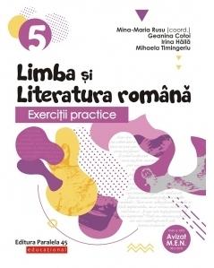 Exercitii practice de limba si literatura romana. Caiet de lucru. Clasa a V-a (anul scolar 2019-2020)