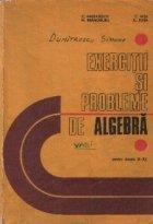 Exercitii si probleme de algebra pentru clasele IX-XII