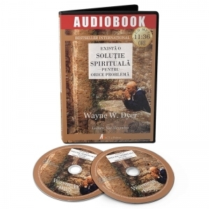 Exista o solutie spirituala pentru orice problema (Audiobook)