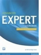 Expert Advanced 3rd Edition Coursebook with Audio CD