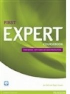 Expert First 3rd Edition Coursebook with Audio CD