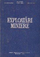 Exploatari miniere
