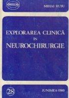 Explorarea clinica neurochirurgie