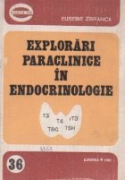Explorari paraclinice in endocrinologie - Diagnosticul endocrinopatiilor