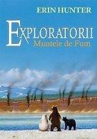 Exploratorii. Cartea a III-a: Muntele de fum