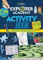 Explorer Academy Sticker Book