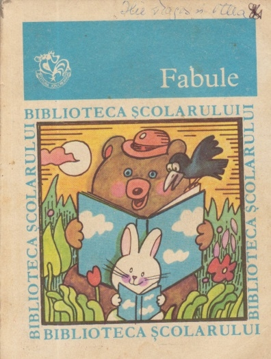 Fabule, Editia a doua revazuta si adaugita