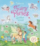 Fairy ponies sticker book