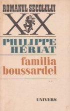 Familia Boussardel Volumul lea Copii