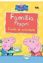 Familia Peppei - Carte de activități