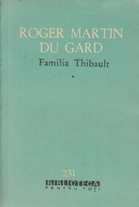 Familia Thibault, Volumul I