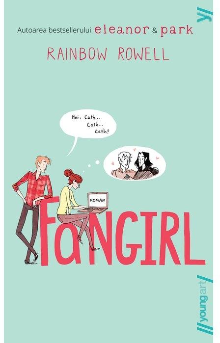 Fangirl | paperback