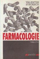 FARMACOLOGIE, Editia a V-a (V. Stroescu)
