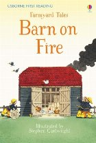 Farmyard Tales Barn on Fire