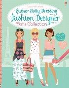 Fashion designer Paris collection