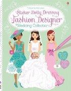 Fashion designer wedding collection