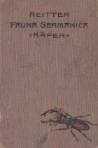 Fauna Germanica - Die Kafer des Deutschen Reiches