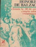 Femeia la treizeci de ani. Istoria celor treisprezece