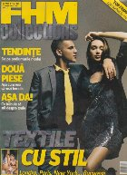 FHM Collections Toamna Iarna 2007