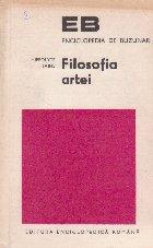 Filosofia artei (Hippolyte Taine)