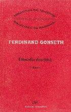 Filosofia deschisa - Antologie, Volumul I