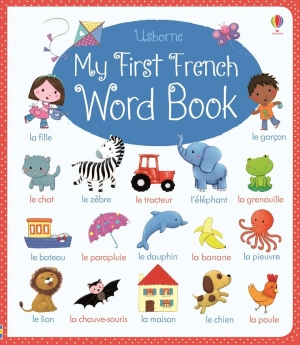 My first French word book
