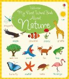 first word book about nature