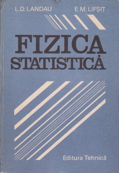 Fizica Statistica