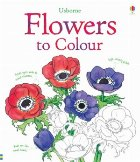 Flowers to colour
