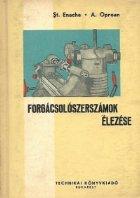 Forgacsoloszerszamok elezese (Ascutirea sculelor aschietoare - limba maghiara)