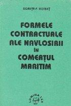 Formele contractuale ale navlosirii comertul