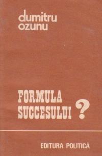 Formula succesului ? - Orientarea profesionala a tinerilor