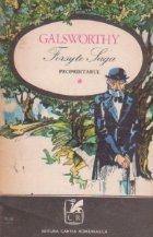 Forsyte Saga, Volumul I, Proprietarul