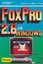 FoxPro 2.6 sub Windows