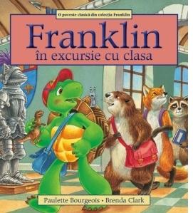 Franklin in excursie cu clasa