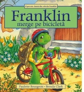 Franklin merge pe bicicleta