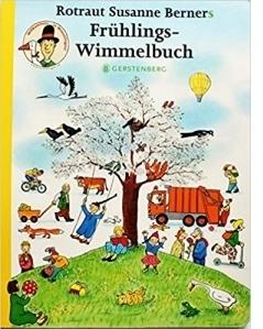 Fruhlings-Wimmelbuch