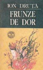 Frunze dor (povestire pentru scoala
