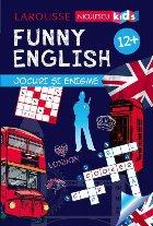 FUNNY ENGLISH. Jocuri și enigme 12+